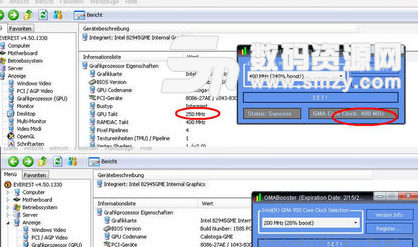 最新版gmabooster GMABooster汉化版(显卡超频软件) v2.2 下载