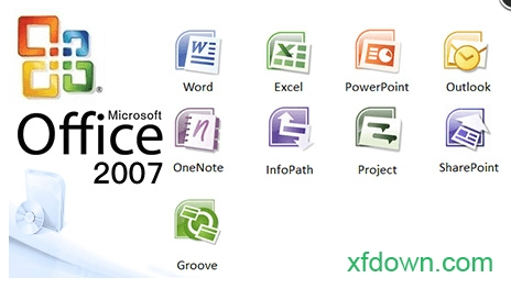Microsoft office2007办公软件下载|office2007破解免费完整版