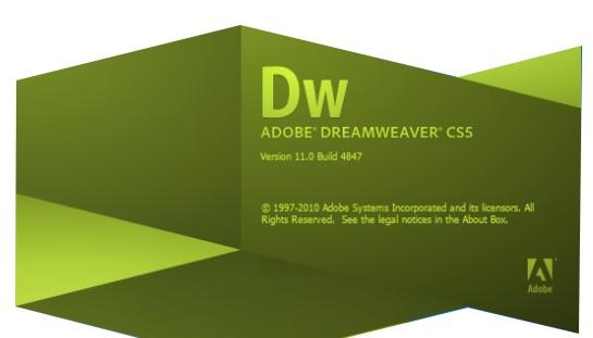 Adobe Dreamweaver CS5 官方中文版