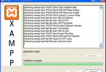 XAMPP for Windows V1.8.0 多国语言版