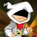 白忍者冒险游戏安卓下载v1.0破解版