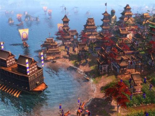 帝国时代3亚洲王朝简体破解版下载