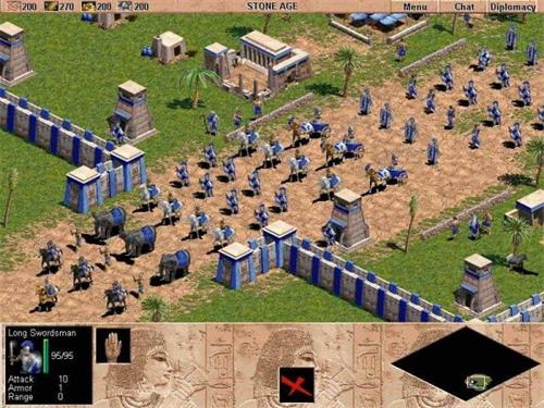 帝国时代2之罗马复兴策略游戏下载