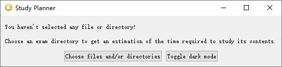 study planner文件快速分析工具下载 v2.2.2官方版