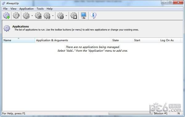 (暂未上线)AlwaysUp系统服务管理器下载 v12.8.5.43免费版